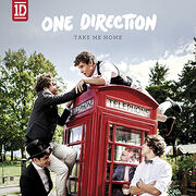 One Direction – Take Me Home album cover