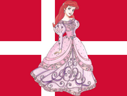 Ariel - Danish Princess