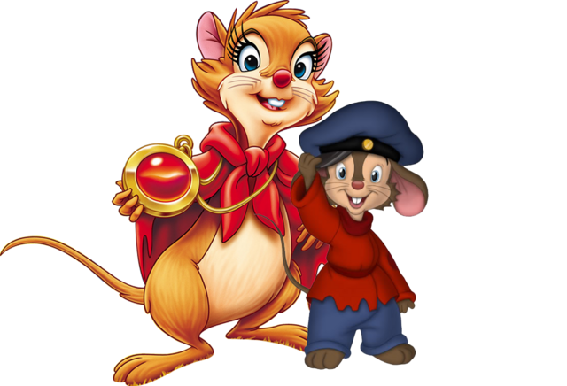 File:Fievel and Mrs. Brisby.png