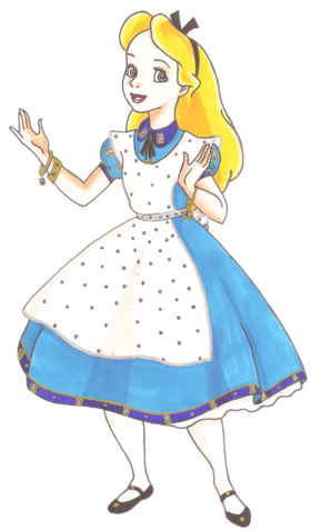 File:Disney glamour 1951 alice by silhale-d3k28ks.png