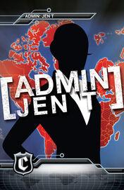 Admin Jen T