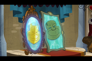 S1e04a Magic Mirror Is Back and Likes Mean Mirror 9