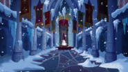 S1e24 snow in the throne room