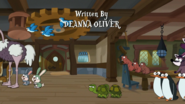 S1e11a Dopey's critters, screen 2