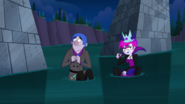 S1e17b grim and hildy in the moat