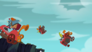 S1e19b The 7D and Their Mowers Flying in the Air