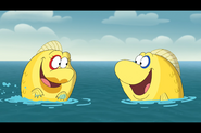 S1e13b Teensy Returns to the Ocean With His Mate and Spits the Glooms Out 6