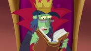 S1e24 grudgemunger reads the fate of the monster