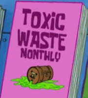 180px-Toxic Waste Monthly