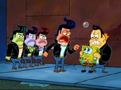 The Bubble Poppin Boys