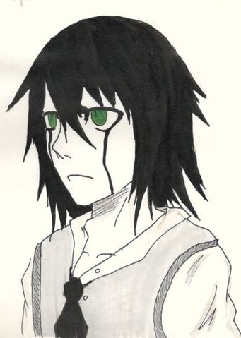 File:Ulquiorra without his mask by badrower.jpg