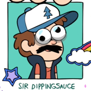 File:Dipper pines fake id sir dippingsauce close up rotated 350x350.png