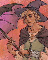 Taako by Forestofwhatever