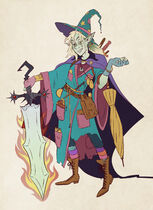Taako by Weaselbusiness