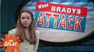 When Bradys Attack The Amanda Show The Splat