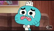 Crying Gumball