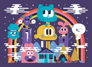 Gumball CHECK it