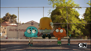 GumballGotBenched
