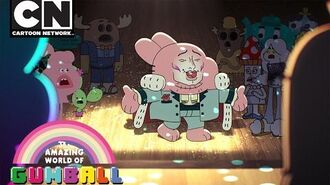 Gumball Prom King Cartoon Network