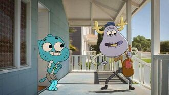 The Amazing World of Gumball - The Fuss - This Is from the IRS