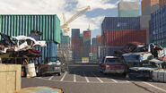 GB413PARKING Sc160 BG3DStill Container Port v003 1000