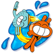 Gumball splashmaster get200rings