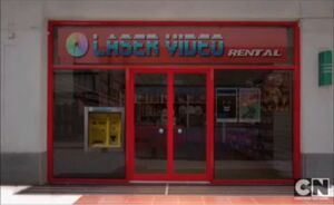 Laser Video Front