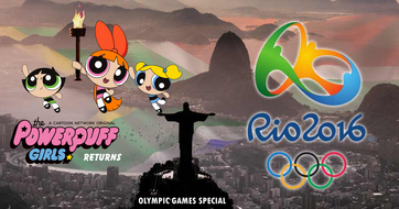 The Powerpuff Girls Returns - Olympic Games Special 2016