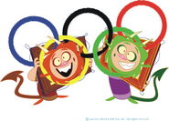 Monstories Olympic Game