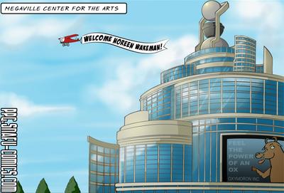 Megaville Art Center