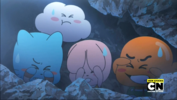 Gumball anime sequence 28