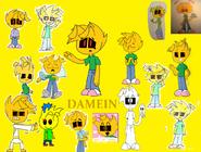 Damein collage by hitmonchanman-d5m5255
