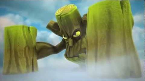 Skylander Giants-Stump Smash Preview
