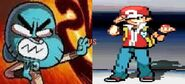 Gumball vs Red(2)
