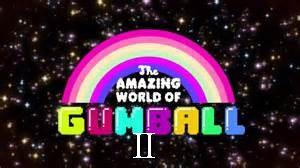 The Amazing World of Gumball II title screen