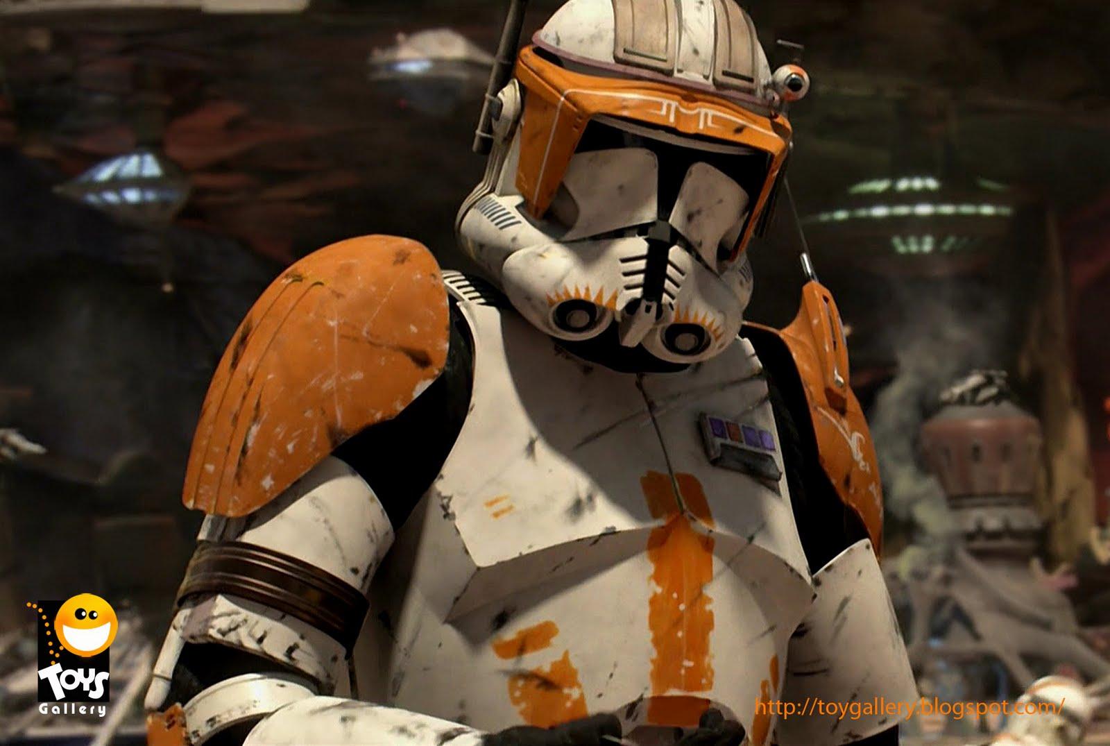 Star wars Commander Cody - YouTube