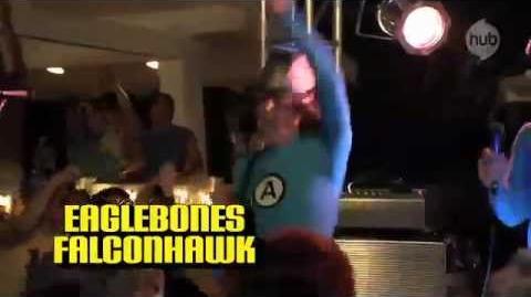 The Aquabats! Super Show!Main Theme (Clip) - The Hub