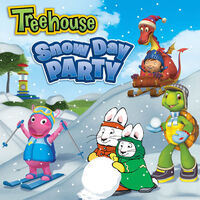 Treehouse Snow Day Party - iTunes Cover (Canada)