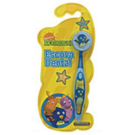 The Backyardigans Pablo Toothbrush with Cap by Frescor