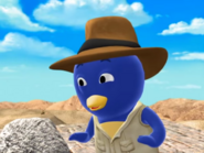 The Backyardigans Quest for the Flying Rock 29 Pablo
