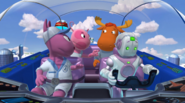The Backyardigans Robot Rampage P1 18 Uniqua Tyrone Austin Roscoe