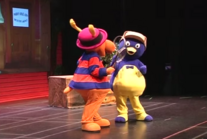 The Backyardigans Pablo and Tyrone in Quest for the Extra Ordinary Aliens