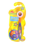 The Backyardigans Tyrone Toothbrush with Cap by Frescor