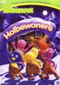The Backyardigans Holbewoners Nederlands DVD