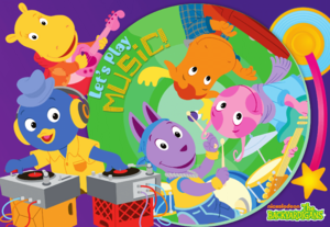 The Backyardigans Let's Play Music! Guide Cover