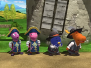 Backyardigans The Two Musketeers 30