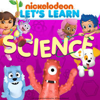 Nickelodeon Let's Learn Science - iTunes Cover (United States)
