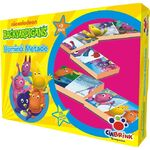 The Backyardigans Dominó Metade by Ciabrink