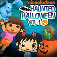 Nickelodeon Haunted Halloween Vol. 1 - iTunes Cover (United States)