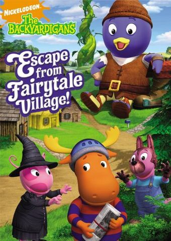 File:Escape from Fairytale Village DVD.jpg